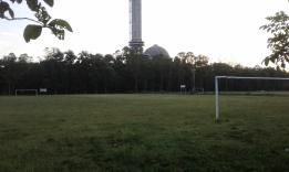 Pagi di Lapangan Wiratama